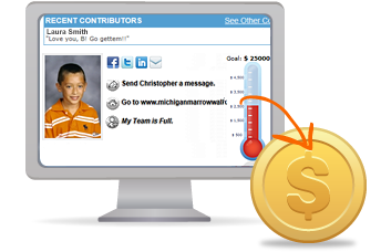Raise Money Online For Your Event