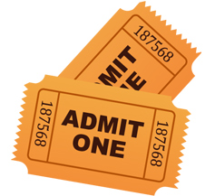 Sell tickets to your event